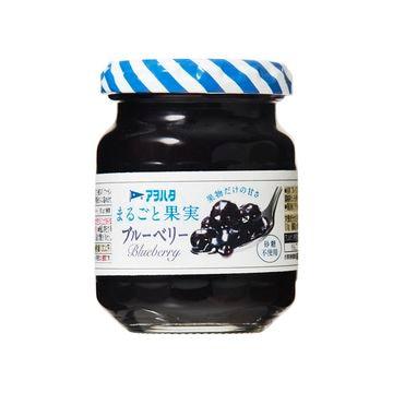 【12個入り】アヲハタ まるごと果実 ブルーベリー 125g