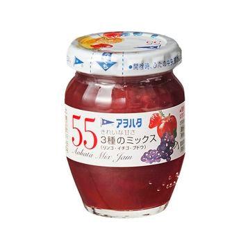【6個入り】アヲハタ 55 3種のミックス 150g
