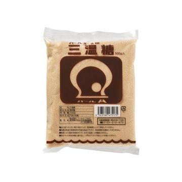 【10個入り】パールエース 三温糖 500g