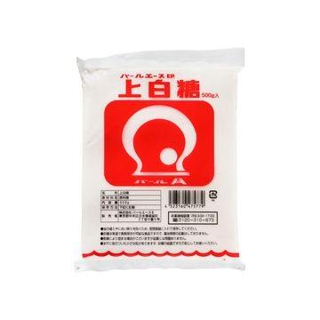 【10個入り】パールエース 上白糖 500g
