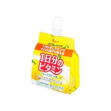 【6個入り】1日分ビタミンゼリーGFパウチ 180g
