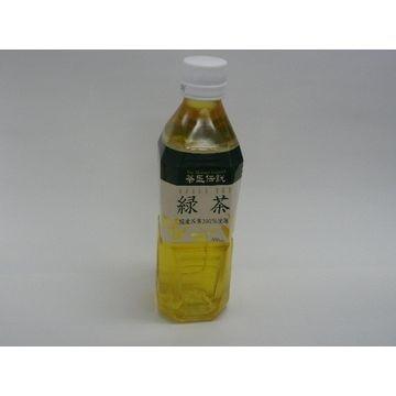 茶香坊 茶匠伝説 緑茶 500mL x 24個