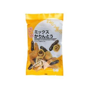 【12個入り】日本橋菓房 おやつ菓房 ミックスかりんとう 112g