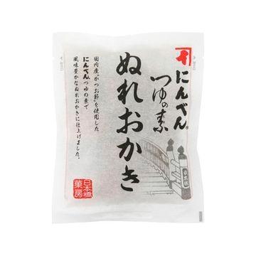 【10個入り】日本橋菓房 麒麟にんべん つゆの素ぬれおかき 100g