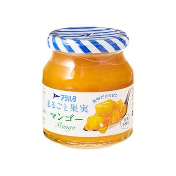 【6個入り】アヲハタ まるごと果実 マンゴー 250g