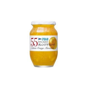 【6個入り】アヲハタ 55 オレンジママレード 400g