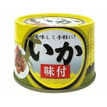 【24個入り】シーウィングス いか味付 缶 190g