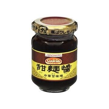 【送料無料】【10個入り】味の素 CooKDo中華醤調味料 甜麺醤 100g