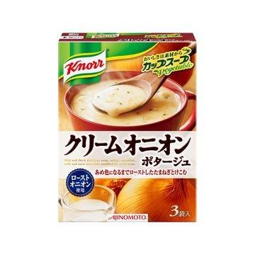 味の素 クノール カップスープ クリームオニオン 53g x 10個