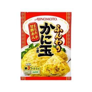味の素 惣菜中華の素 ふんわりかに玉の素 103.9g x 16個