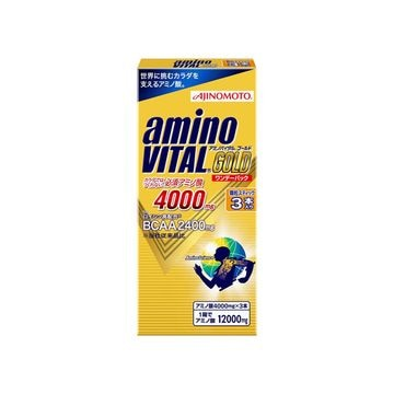 【5個入り】味の素 アミノV GOLDワンデーパック 4.7gX3