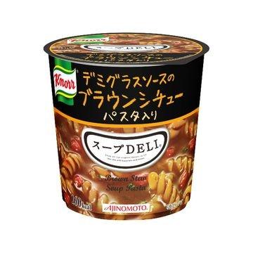 【送料無料】【6個入り】クノール スープDELI ブラウンシチュー 42.9g