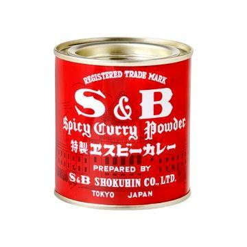 【10個入り】S&B カレー 84g