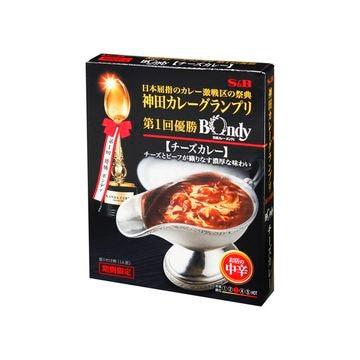 S&B 神田カレーG 欧風ボンディチーズ 180g x 5個