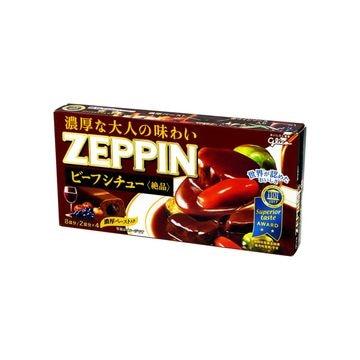 【10個入り】グリコ ZEPPIN ビーフシチュー 180g