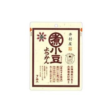 【8個入り】井村屋 煮小豆ようかん 7本