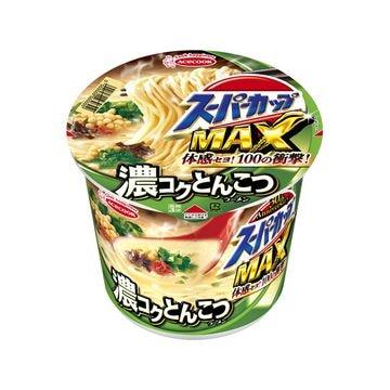 【12個入り】エースコック スーパーカップMAX とんこつラーメン