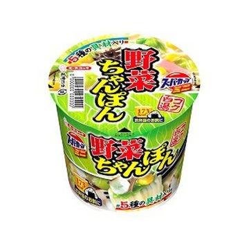 エースコック スーパーカップミニ野菜ちゃんぽん 42g x 12個