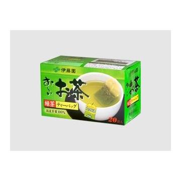 【6個入り】伊藤園 おーいお茶 緑茶 カップ用TB 2.0gX20