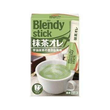 【6個入り】AGF ブレンディ 抹茶オレ 12gX7本