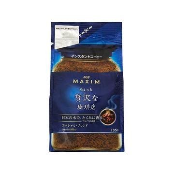 【12個入り】AGF マキシム ちょっと贅沢な珈琲店 スペシャルブレンド 袋 135g