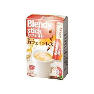 【24個入り】AGF ブレンディ スティック カフェインレス 7本