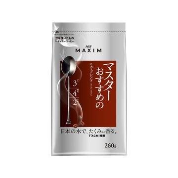 【12個入り】AGF マキシム マスターおすすめのモカブレンド 260g