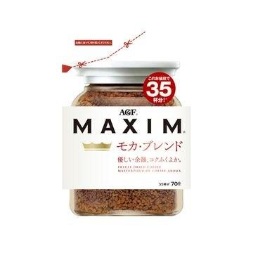 【12個入り】マキシム インスタントコーヒー モカ 袋 70g