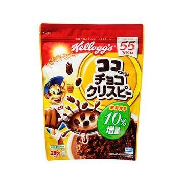 【送料無料】【6個入り】ケロッグ チョコクリスピー 260g