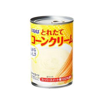 いなば食品 とれたてコーンクリーム 425g x 24個
