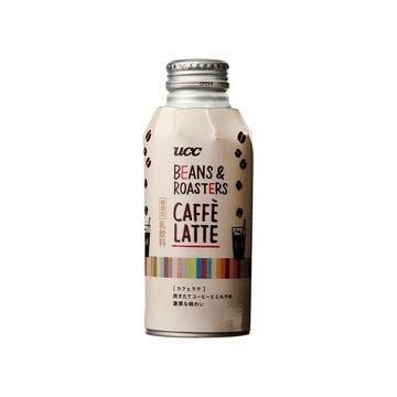 【24個入り】UCC BEANS&ROASTERS CAFFE LATTE リキャップ缶 375g