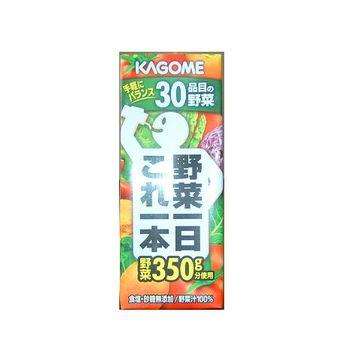 【2個入り】カゴメ 野菜一日これ一本 200mlX12