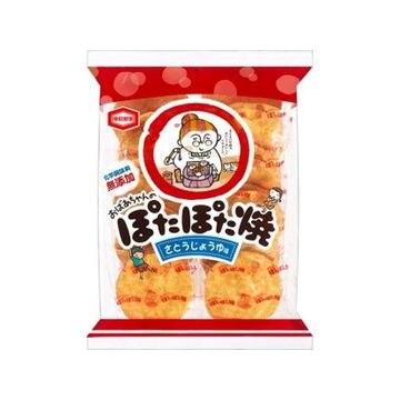 【12個入り】亀田製菓 ぽたぽた焼 20枚