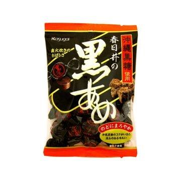 【12個入り】春日井 黒あめ 150g