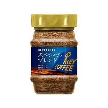 KEY コーヒー インスタントコーヒースペシャルブレンド 90g x 12個
