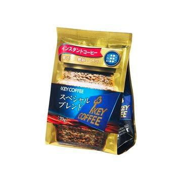 KEY インスタントコーヒースペシャルブレンド詰替用 70g x 12個