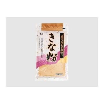 【10個入り】玉三 国内産きな粉 150g
