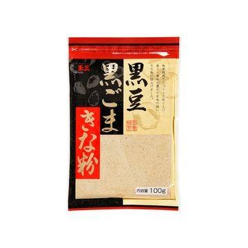 【10個入り】玉三 黒豆黒ごまきな粉 100g