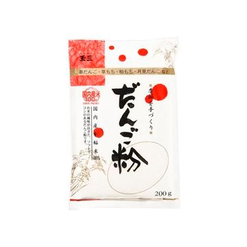 【10個入り】玉三 季節を手づくり だんご粉 200g