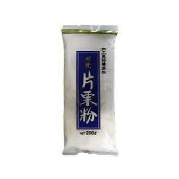 【送料無料】【6個入り】川光 片栗粉 200g