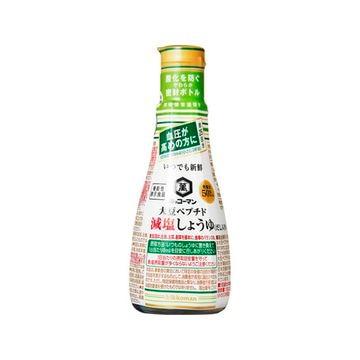 【12個入り】キッコーマン 新鮮大豆ペプチド減塩だし入 200ml