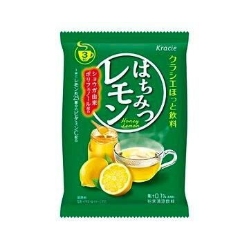 【5個入り】クラシエ はちみつレモン 10.8X3