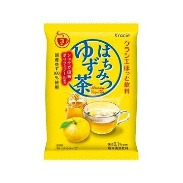 【5個入り】クラシエ はちみつゆず茶 16.5X3