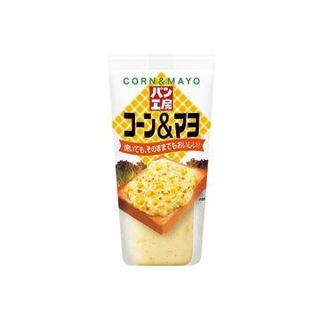 【12個入り】QP パン工房 コーン&マヨ 150g