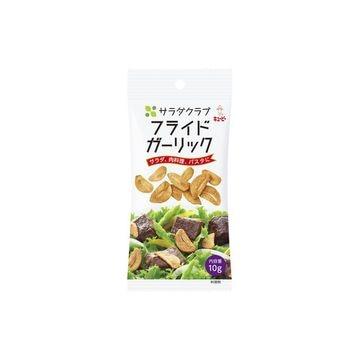 【12個入り】QP サラダクラブ フライドガーリック 10g
