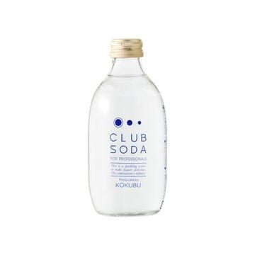 【24個入り】KOKUBU CLUB SODA 瓶 300ml