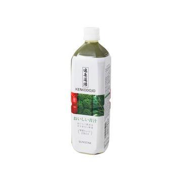 【6個入り】サンスター 健康道場 おいしい青汁ペット 900g