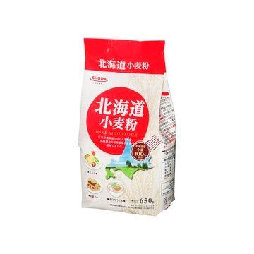 【20個入り】昭和 北海道小麦粉 650g