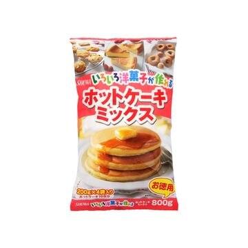 【15個入り】昭和 洋菓子が作れるホットケーキミックス 800g
