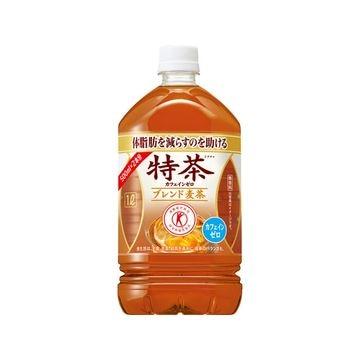 【12個入り】サントリー 特保 特茶 カフェインゼロ 1L